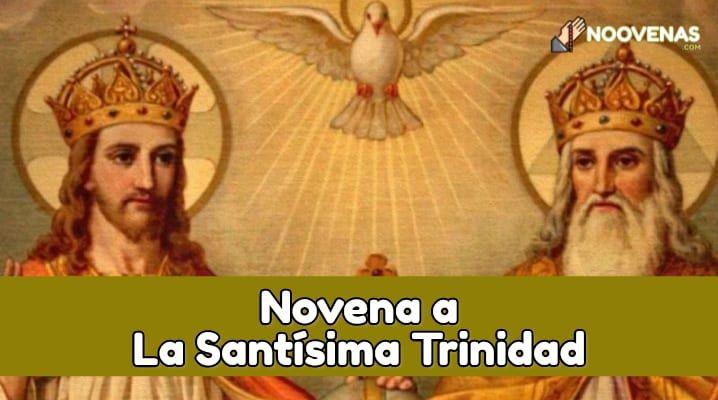 Novena a Dios Trino Uno