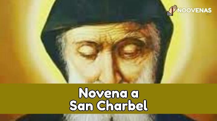 Novena A San Charbel
