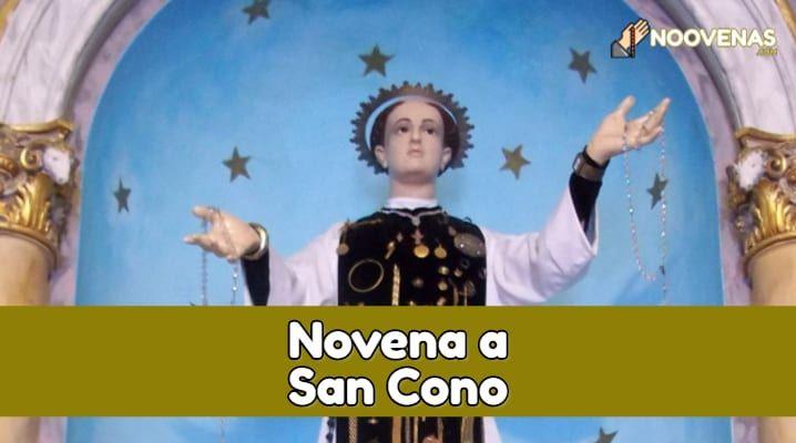 Novena a San Cono
