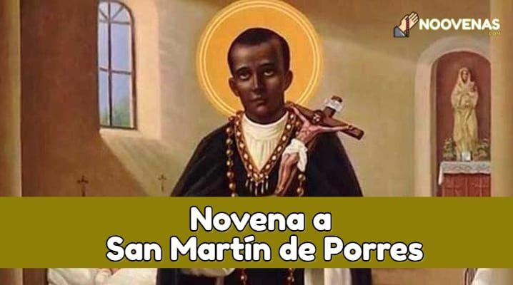 Novena San Martin de Porres