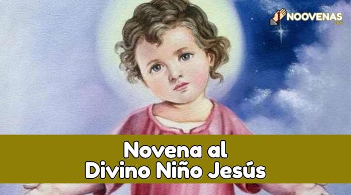 Novena al Divino Niño Jesus