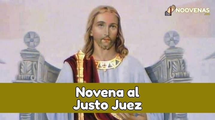 Novena al Justo Juez