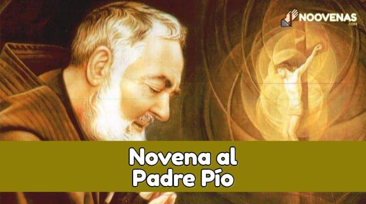 Novena en Honor al Padre Pío