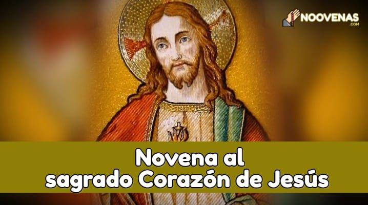 Novena en Honor al Sagrado Corazón de Jesús