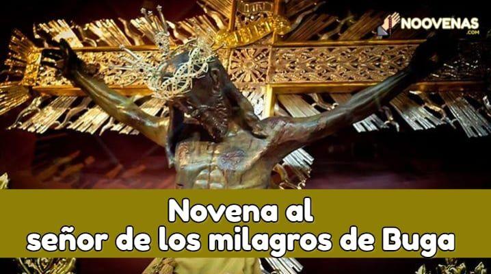 Señor de los Milagros de Buga