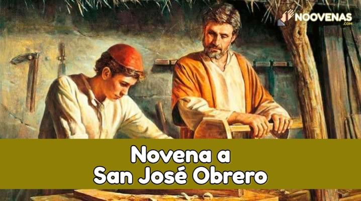Novena a San José Obrero