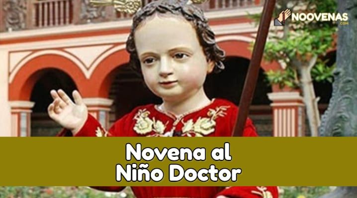 novena al niño doctor